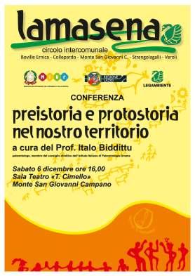 20141128-Preistoria e Protostoria-Biddittu