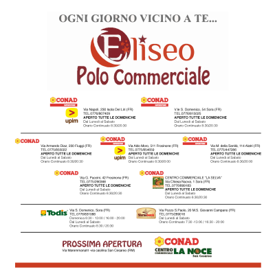 20130897 polo commerciale ciociaria