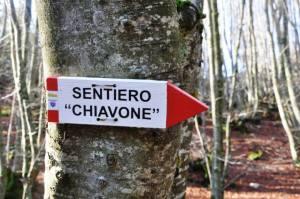 Sentiero Chiavone