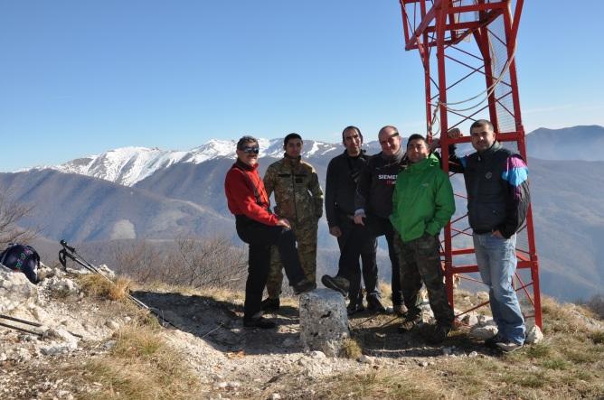 Escursione su Monte Pedicino