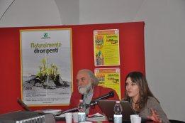 Ugo Iannazzi e Sara Leo