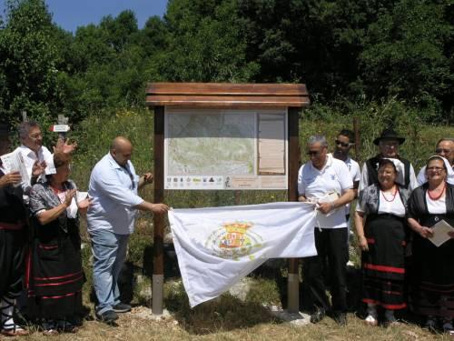 presentazione ufficiale del sentiero Chiavone